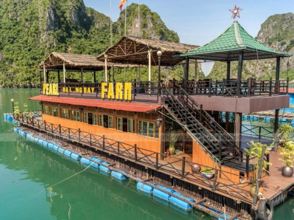 Pearl Farm Halong bay Vietnam