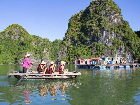2 Days Halong bay tour Bai Tu Long area