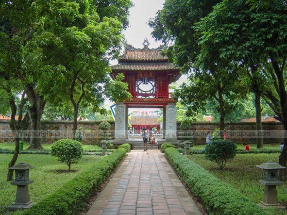 Hanoi Literature Temple