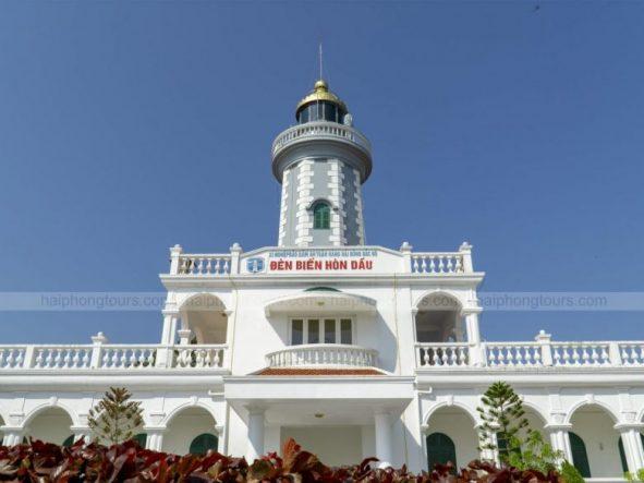 Hon Dau Lighthouse