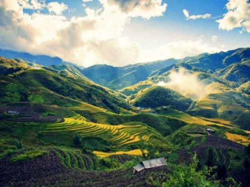 Sapa 3 days 2 nights in hotel and homestay