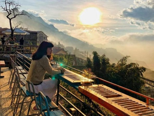 5 best view cafe shops in Sapa town