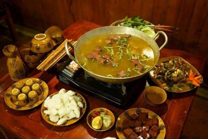 A Phu Sapa Restaurant