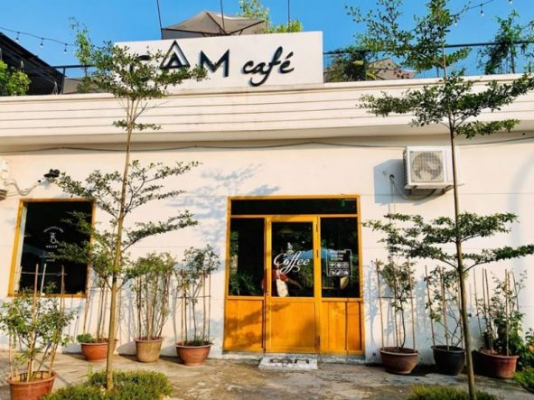 Cam cafe - beautiful view cafe shop in Halong