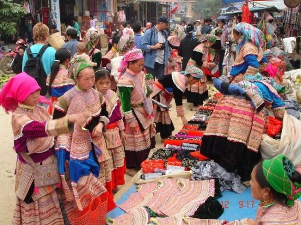 Join in Traditional markets