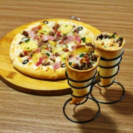 Pizza Cones Hai Phong