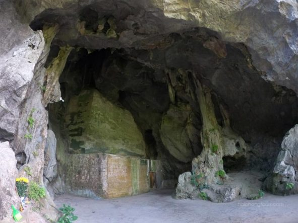 Backdoor Military Hospial Cave