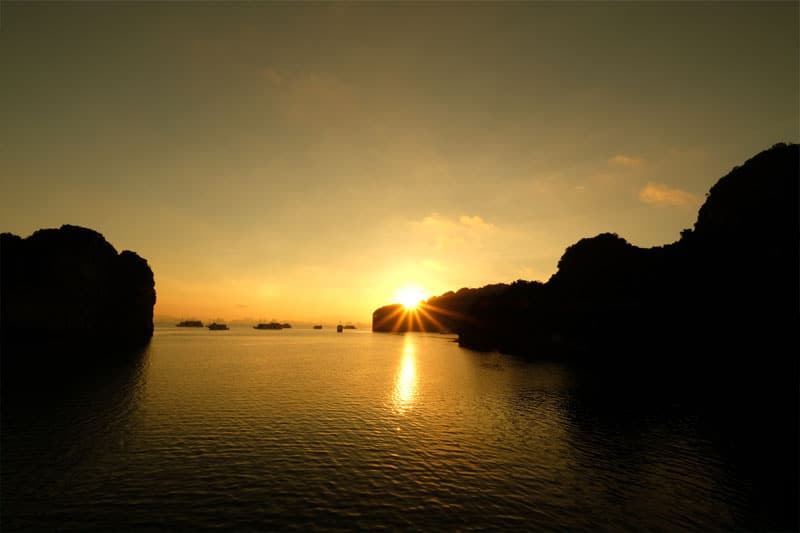 The best time to visit Halong