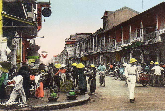 cho sat haiphong in the past