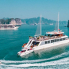 5 star day cruise - Halong bay day tour