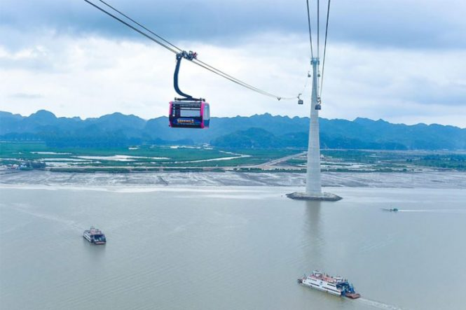 Cat Hai - Phu Long cable car