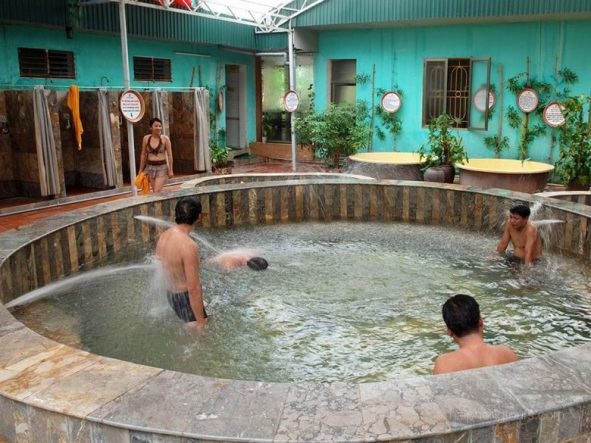 Tien Lang hot spring - tourist attractions outside Hai Phong