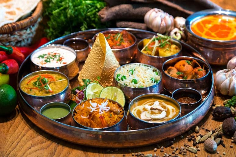 Best Indian food restaurant in Hai Phong city