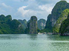 Hai Phong Halong bay day tour