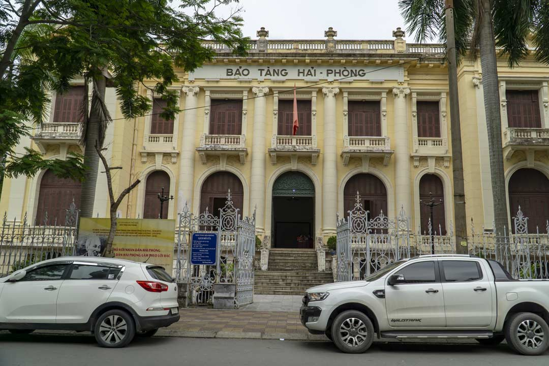 Hai Phong Museum overview