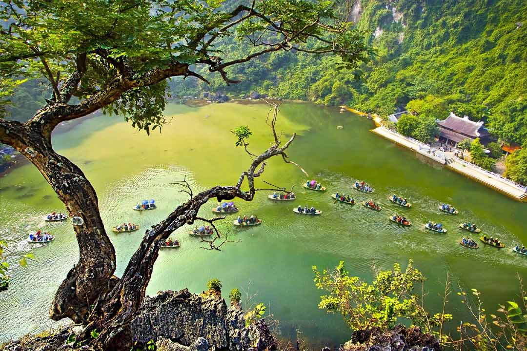 Trang An Ninh Binh - What to do in Hai Phong in weekend