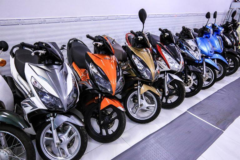 88 Lê Lợi Motorbike rental