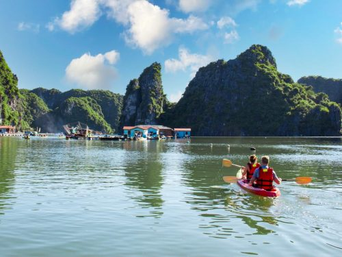 Hai Phong Bai Tu Long bay 2 days 1 night tour