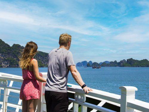 Hai Phong Bai Tu Long bay 3 days 2 nights tour