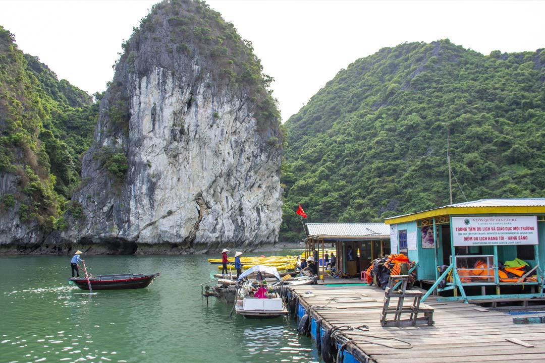 Hang Toi Hang Sang - Hai Phong Lan Ha bay 3 days
