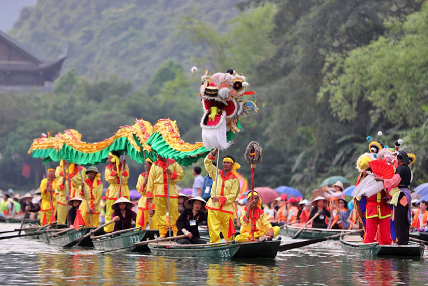 Top 5 Best Festivals in Ninh Binh tourists should know