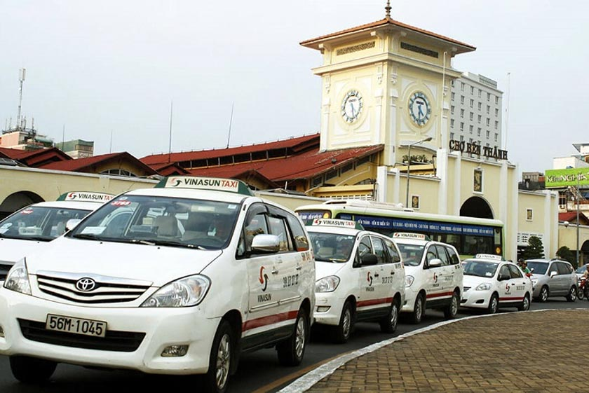 9 Most reliable Taxi companies in Ho Chi Minh city