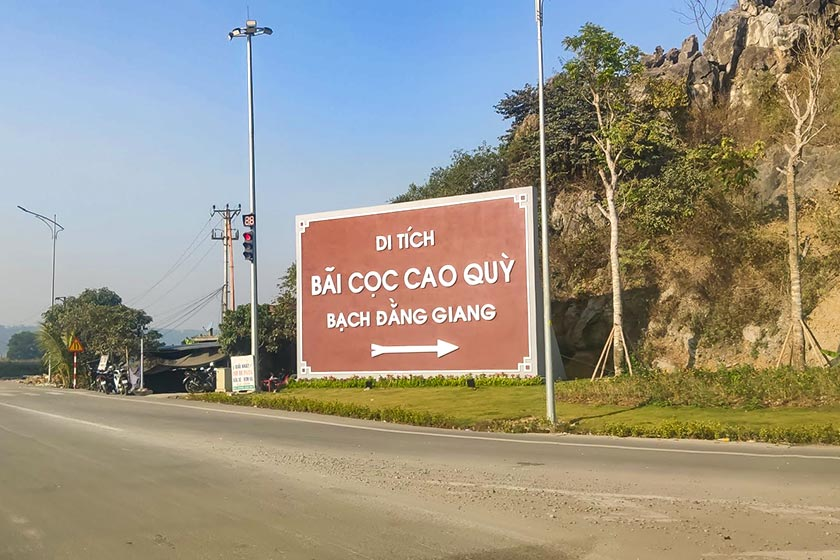 Cao Quy Stake Yard