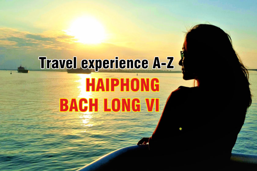 Bach Long Vi island travel information