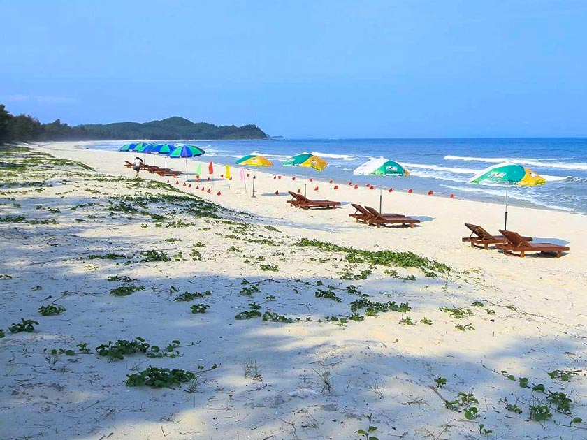 The best time to travel to Quan Lan island from Haiphong?